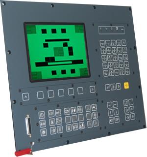 Ersatzmonitor für Siemens Sinumerik 810 GA.2 Monitor-Code:6FX1130-0BB01